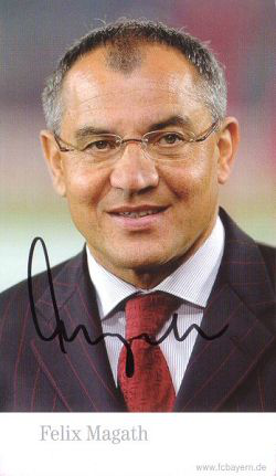 Wolfgang Magath Net Worth